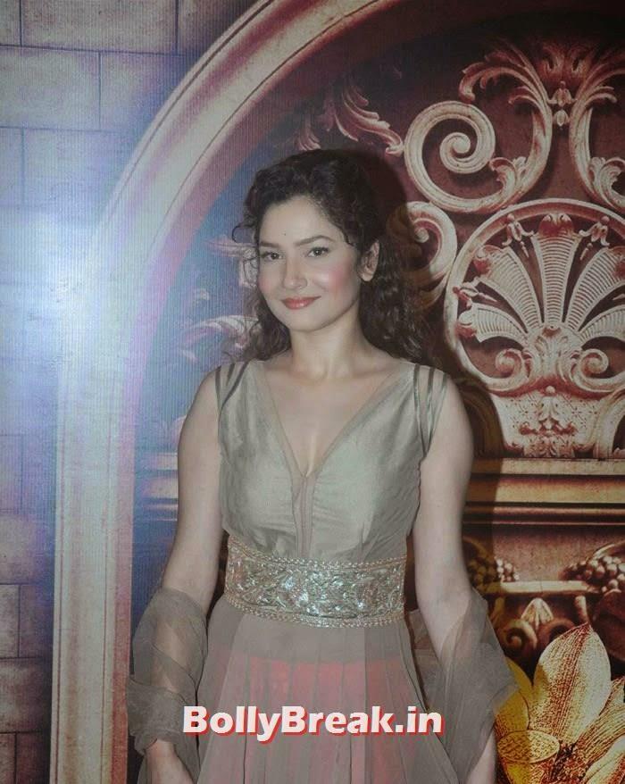 Ankita Lokhande, Zee Rishtey Awards 2014 Photo Gallery