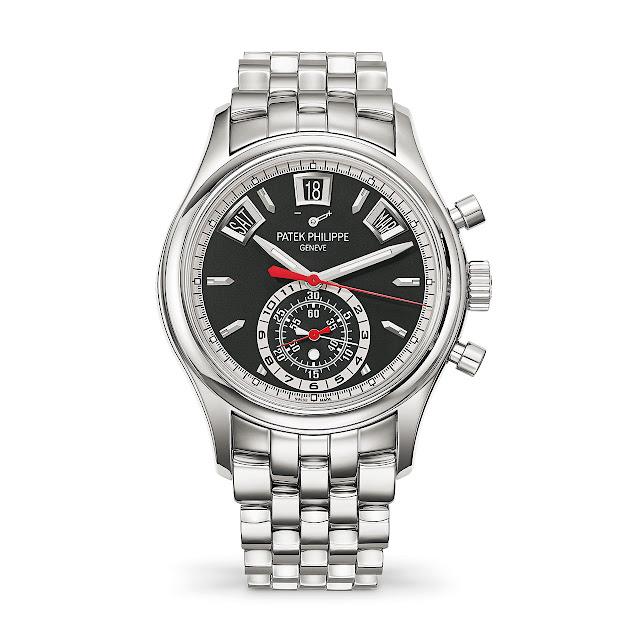 Patek Philippe Chronographe flyback à Quantième Annuel, Référence 5960/1 Mechanical Automatic Watch
