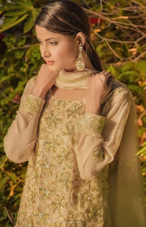 Palwasha Fabrics Evening Wear Eid Dresses 2016-2017
