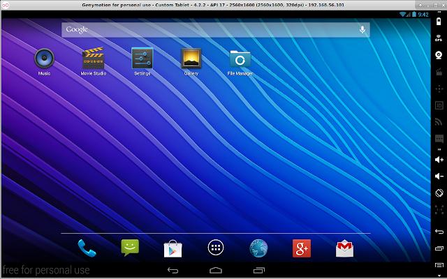 Como instalar o Genymotion no Ubuntu, Debian, Fedora! Tenha um emulador Android!