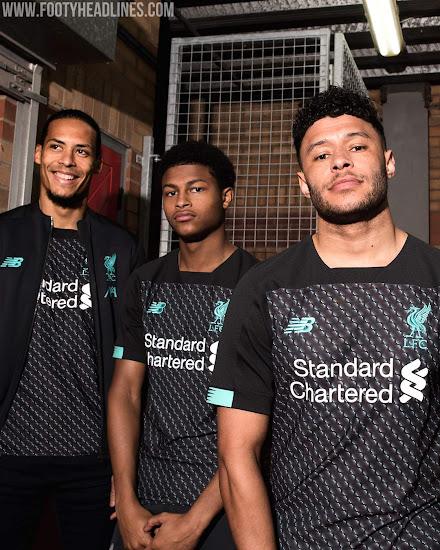 new styles 1c22f 8c5c0 Liverpool 19-20 Third Kit Released - Footy Headlines