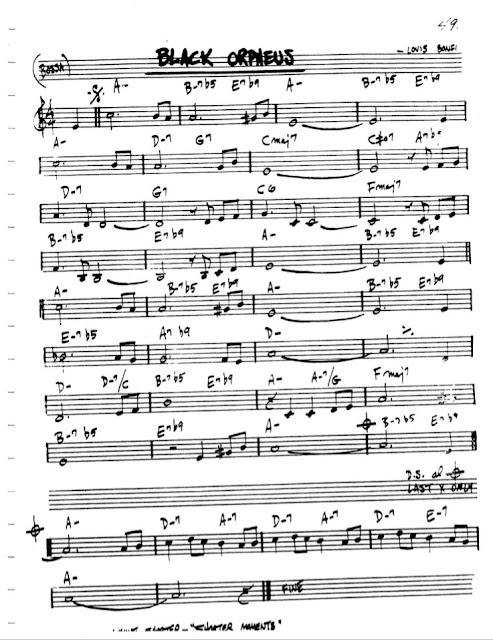 Partitura Flauta Louis Bonfi