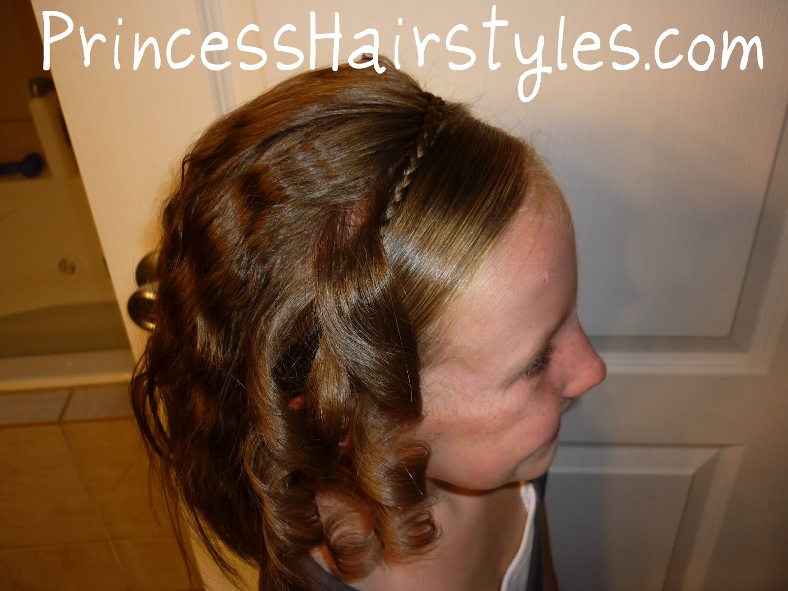 Braided Headband - For Short Hair Too - Hairstyles For ...