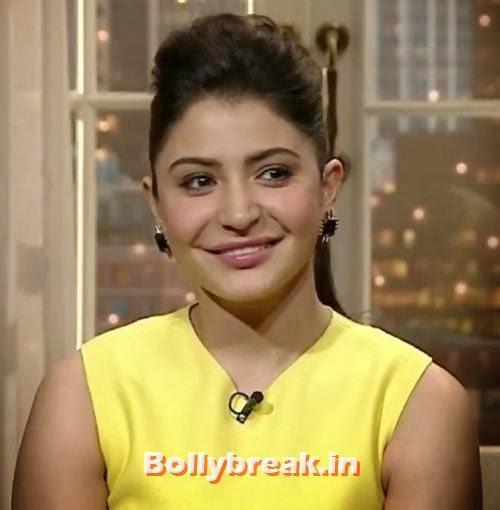 Anushka Sharma on Koffee With Karan, Bollywood Actresses Lip Surgery Pics - Before & After