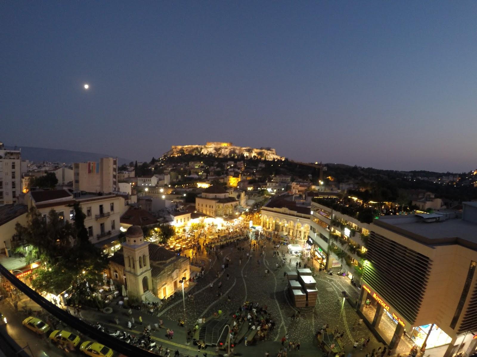 Be Jappy Atenas Y Los Dioses Del Olimpo