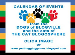 2012 Pet Olympics Calendar of Events