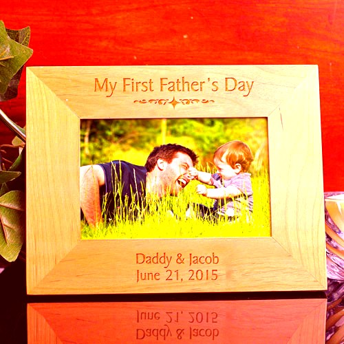 Dad Personalized Picture Frams