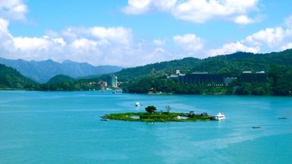 ทะเลสาบสุริยันจันทรา (Sun Moon Lake) @ www.jetsettimes.com