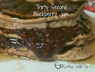 Thirty-Second Blackberry Jam