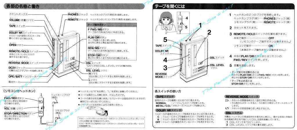 The Personal Hi-Fi Blog: AIWA HS-PX20