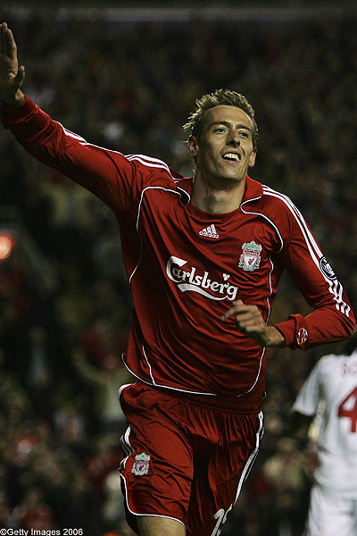Pictures/Images Top Football Crouch and Profile Peter Players: