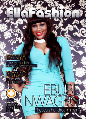 Cover Ebube 1