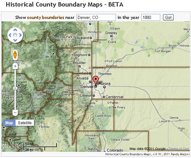 randymajors.com: New and simple online tool uses Google Maps to show ...