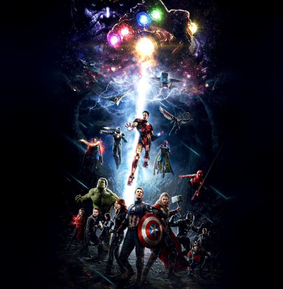 Unduh 400 Wallpaper Character Avengers