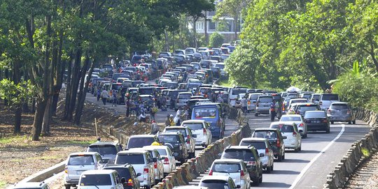 Akses Bandara Soekarno-Hatta Melalui Pintu M1 Dialihkan