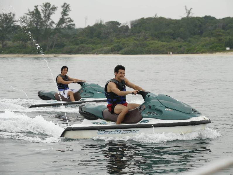 bintan lagoon resort chillax package jetski