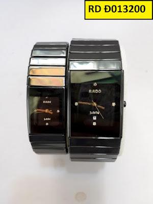 đồng hồ cặp đôi Rado RD D013200