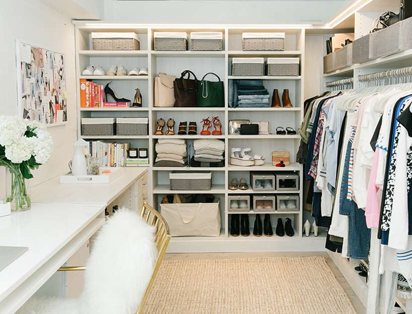 Transform And Organize Your Closet On A Budget With This $30 Target Hack By  Lindsey Crafter
