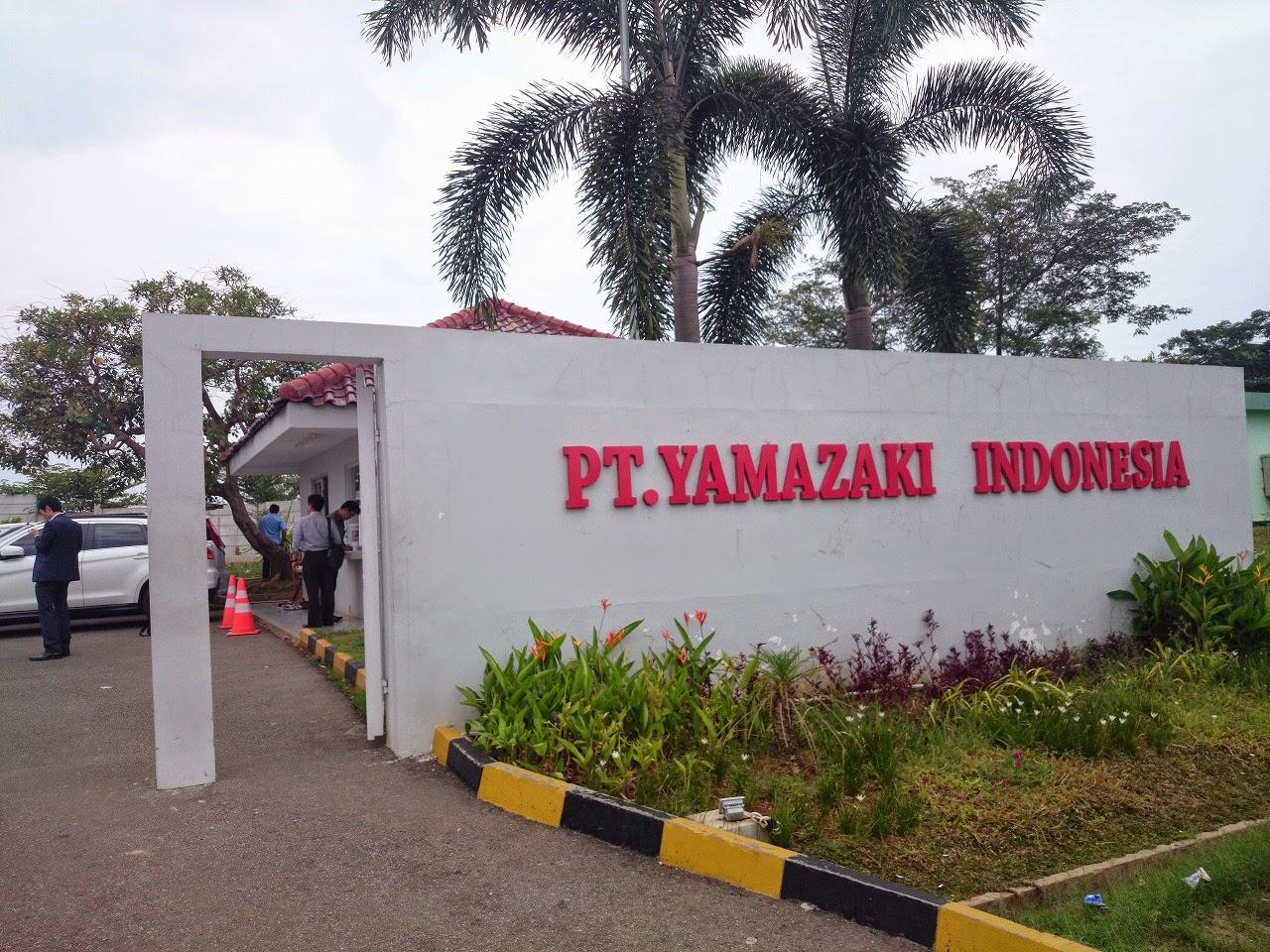 Lowongan Kerja Daerah Deltamas Cikarang PT.Yamazaki Indonesia