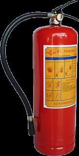 Bình chửa cháy dùng bột BC 8kg