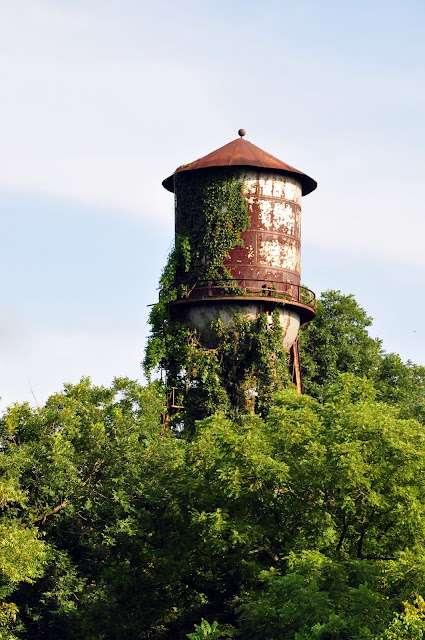 Brooksville MS Water Tower Hickory Ridge Studio
