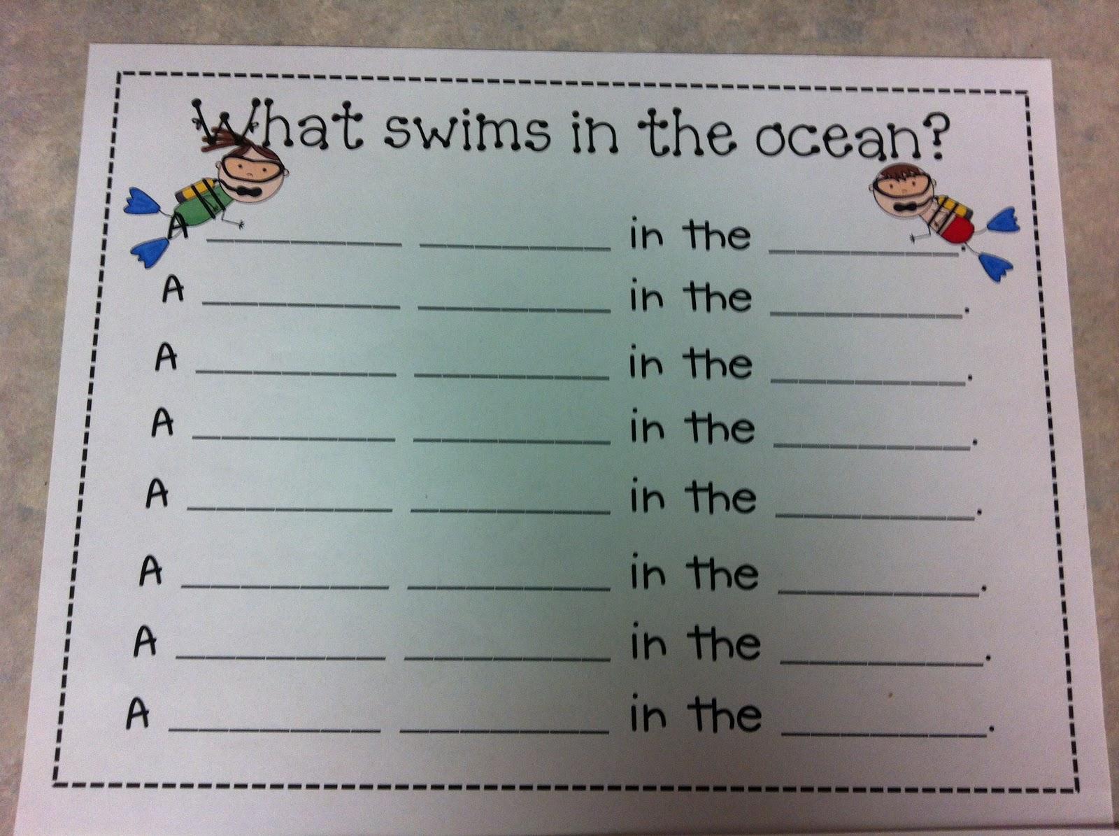 Little Miss Hood S Adventures In Kindergarten April