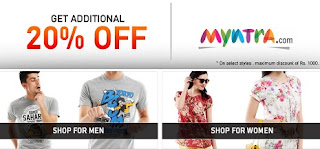 (Prices Down Further) Myntra Try Me Offer: Get Additional 20% OFF on Select Fashion Styles (No Min Purchase Condition Applied)