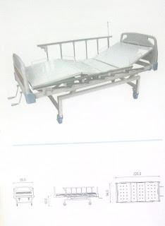 jual tempat tidur rumah sakit