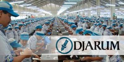 Lowongan Kerja Terbaru PT. Djarum, Jobs: Technician, Finance Accounting Staff