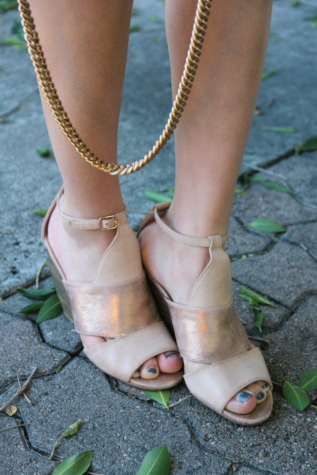 bc footwear blush pink rose gold wedges heels glow hit the ground stunning vegan