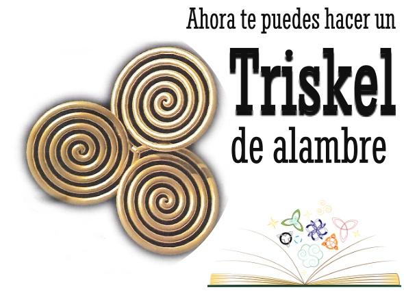 triskel, amuletos, espiritualidad, manualidades mágicas