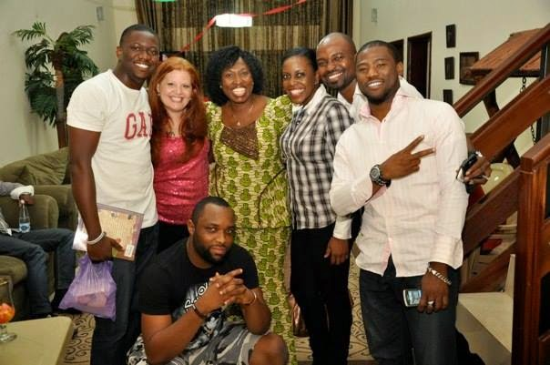 I didn't expect my Cross Cultural Marriage tweet to go as far as they went- Laurie Idahosa