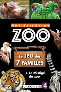 Le Jeu Des 7 Familles de Larousse PDF