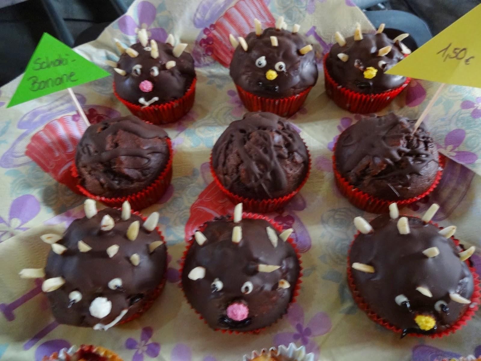 kleine muffins backen