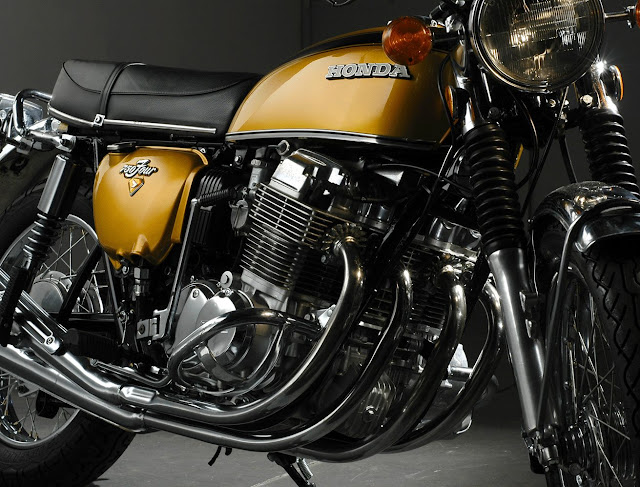 Honda CB750 Review