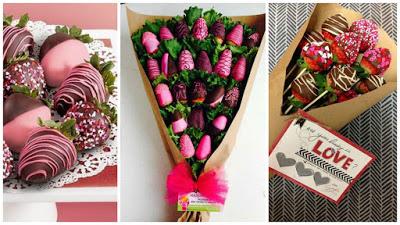 ramo-fresas-chocolates-regalo-para-mamá