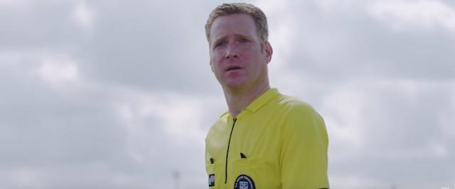 Árbitro sordo de fútbol, Andrew Kirst