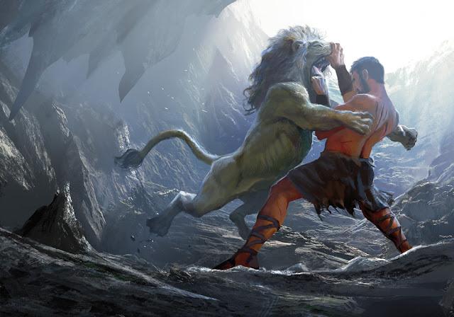 Mitos Rasi Bintang Zodiak Leo, Sang Singa Perkasa