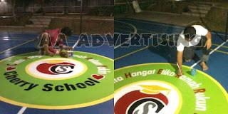 Branding Lapangan Jakarta Selatan
