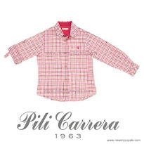Prince Vincent Shirt - Style Pili Carrera Checkered Shirt