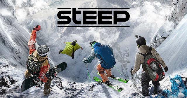 Steep ubisoft
