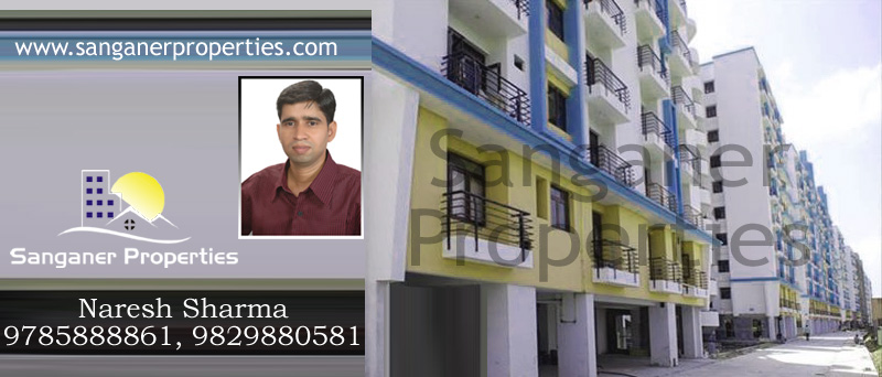 Flat Near Haldighati Road In Sanganer