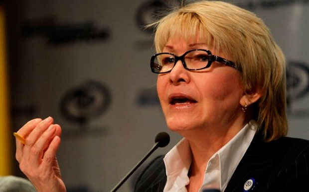 #TrueNews : Venezuela's Attorney General Luisa Ortega said a 20-year-old protester had been killed by security forces