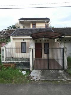 Rp.350 Jt Dijual Murah Siap Rumah Siap Huni 2 Lantai Di Griya Alam Sentul (code:212)