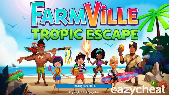 تحميل لعبة FARMVILLE: TROPIC ESCAPE مهكرة باخر اصدار