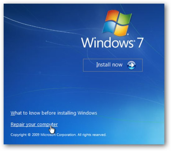 Data recovery after reinstalling windows xp