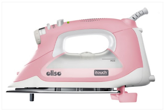 Oliso iTouch Iron Giveaway