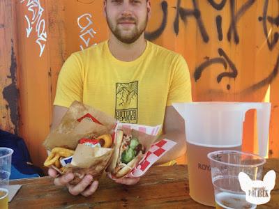 street food market kodaň