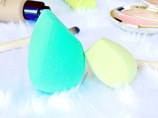 EcoTools Ecofoam Makeup Sponge Duo Review