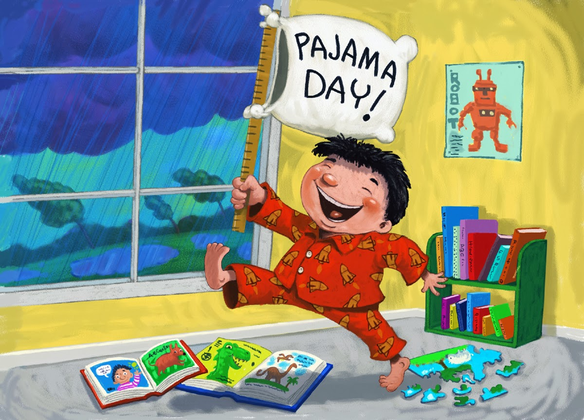Ms Magill And Mrs Morrow S Kindergarten Class Pajama Day